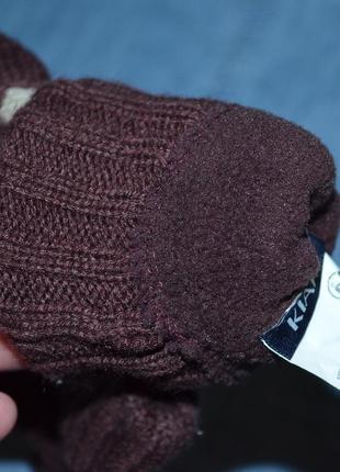 Варежки, рукавички kiabi на 2-3 года3