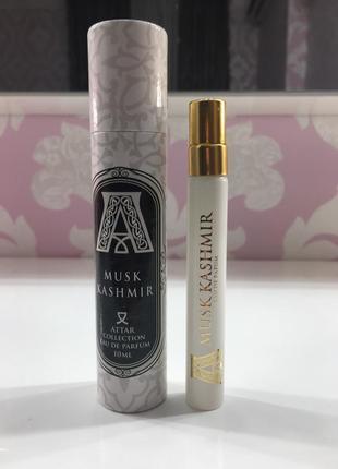 Оригинал attar collection musk kashmir 10 мл. парфюмированная вода
