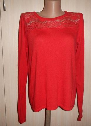Кофта holly & whyte p.m (48) свитер пуловер