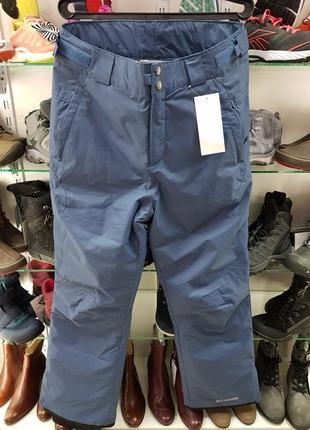 Мужские горнолыжные штаны columbia omni heat