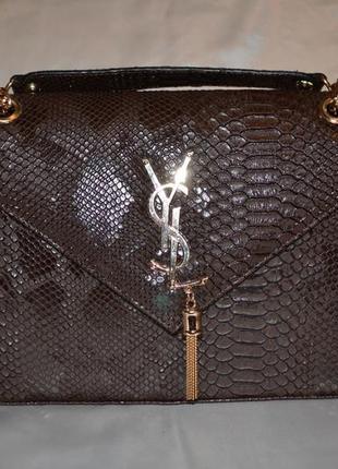 Красивая сумка кросс боди
