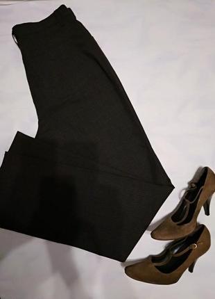 Armani брюки шерстяные большого размера, высокая посадка