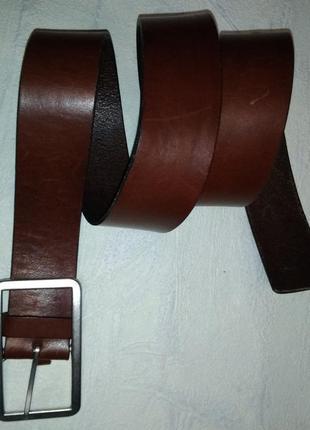 Мега классный кожаный ремень