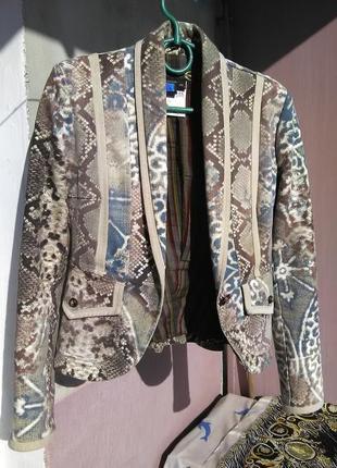 Крутой брендовый пиджак