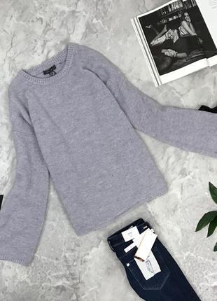 Уютный свитер с оригинальными рукавами  sh1903139 primark