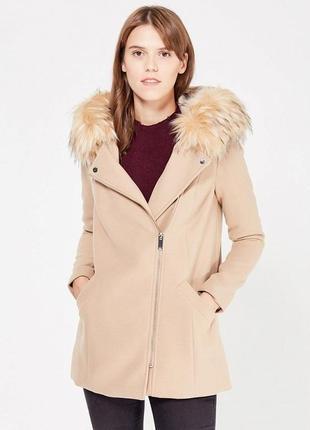 Нереально крутое пальто косуха river island