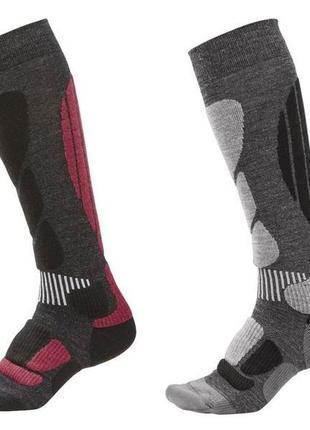 Спортивные лыжные носки термоноски гетры ski crivit sports 43-44