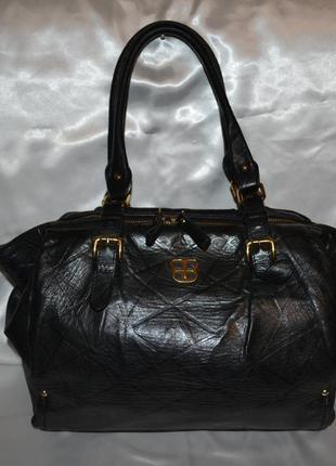 Кожаная сумка basler, оригинал