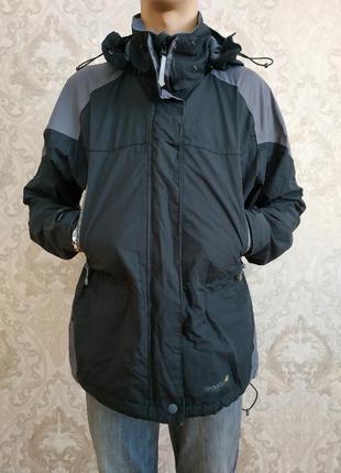 Мужская курточка | ветровка | плащёвка весна-осень непромокаемая от regatta