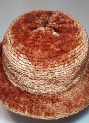 Шляпа italy, 52-55р. как новая!