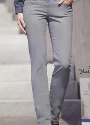 Штаны брюки р. s 36 38 германия серый цвет