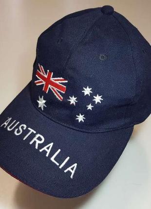 Кепка australia, размер регул. новая!