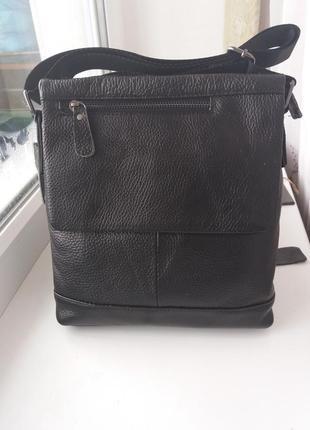 Мужская кожаная сумка.