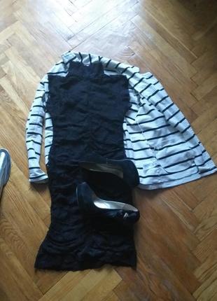 Плаття платья гипюрове