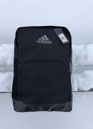 Adidas tiro backpack black