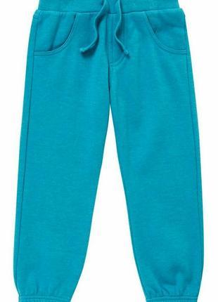 Спортивные штаны с начёсом f&f англия размеры от 3х до 7ми лет