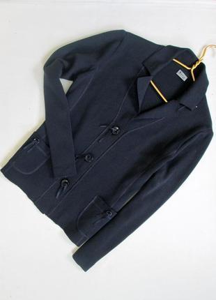 Lucia/шерстяная кофта кардиган/чистая натуральная шерсть знак качества woolmark