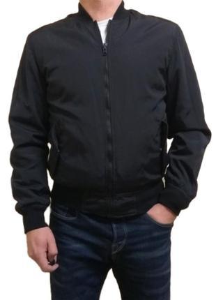 Мужская двусторонняя куртка осень весна liberto