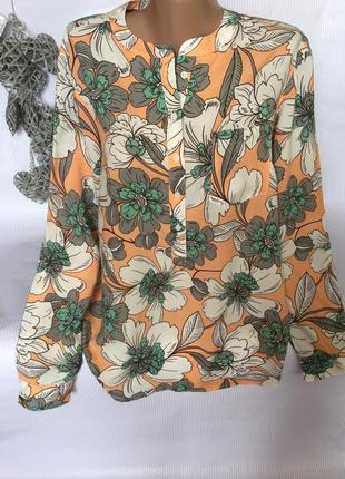 Шикарная блуза  рубашка