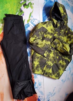 Лыжный костюм куртка штаны