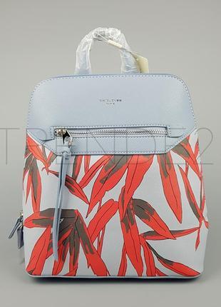 Бесплатная доставка нп #5938-2 l.blue david jones женский яркий каркасный рюкзак