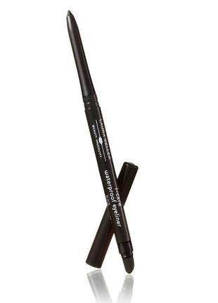 Стойкий карандаш для глаз laura geller со спонжем для растушёвки и точилкой