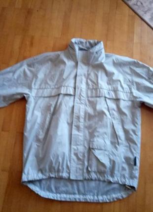 Нова вітро- водозахисна куртка peugeot xl