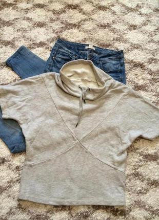 Фирменная спортивная кофта худи esprit,кофточка,джемпер,свитер+подарок