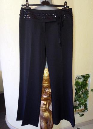 Трендовые классические брюки 42-44 размер