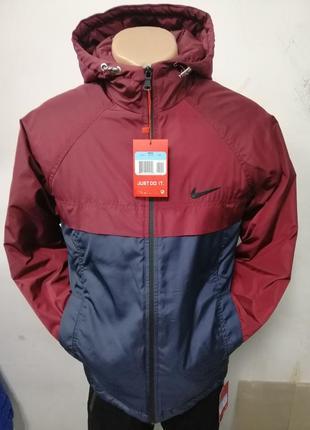 Весенняя куртка nike (мужская)