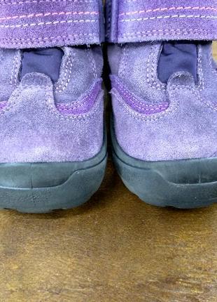 Ботиночки ecco gore-tex ( 27 размер )2