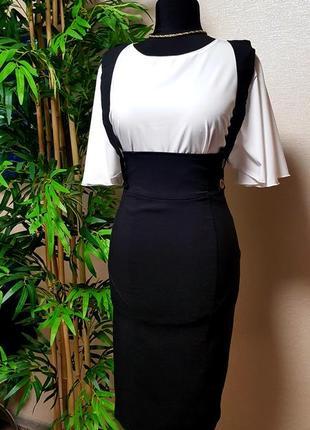 Элегантный юбочный костюм