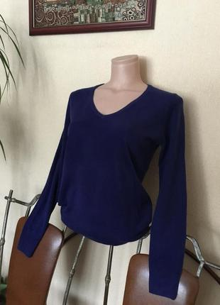 Фирменная кофта свитер джемпер реглан marks & spencer р.м-л3 фото