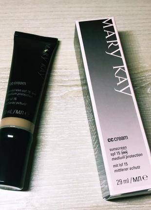 Mary kay / сс крем / medium to deep