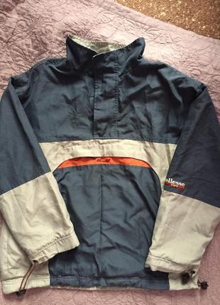 Куртка ветровка анорак от ellesse