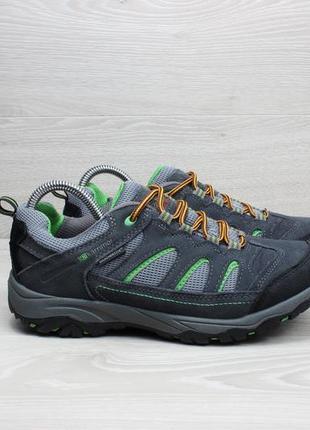 Треккинговые водонепроницаемые кроссовки karrimor, размер 39