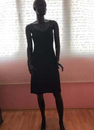 Красивый и нарядный сарафан, платье 100 % вискоза, размер м, ghost англия.