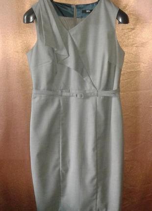 Деловое платье-футляр marks&spencer