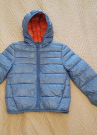Детская курточка  mango весна-осень