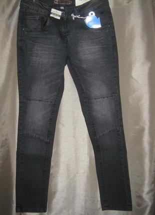 """Модные джинсы для девочки """" tom tailor"""" р.140 см, superfit, новые, германия"""