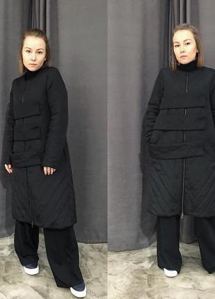 Зимнее пальто irina tydnyuk