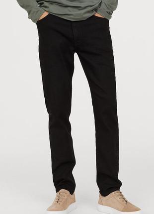 Slim low jeans / джинсы h&m