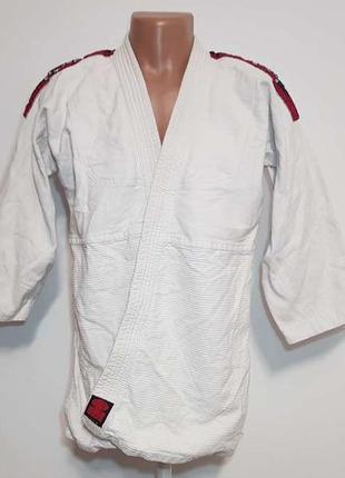 Кимоно essimo koka, толстое, для боевых искусств, 160-170