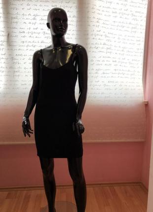 Иидельный крой сарафан, платье asos, 48 размера, 100% вискоза