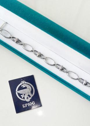 🌸 готовимся к весне 🌸 браслет серебряный надия, серебро 925