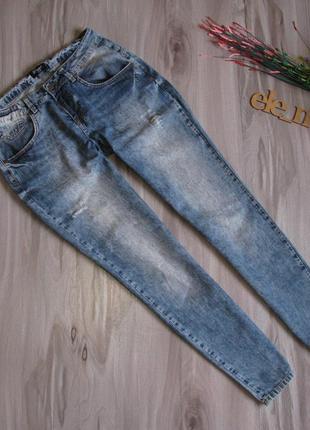 Классные, модные джинсы размер eur 40-42