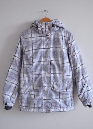 Горнолыжная куртка termit xs сноубордическая одежда водонепроницаемая утепленная
