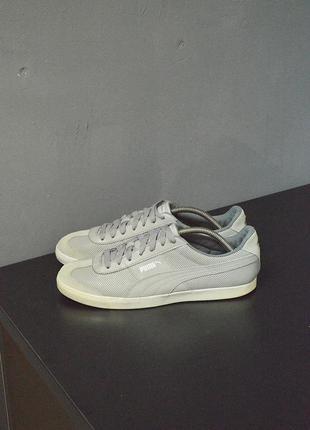 Крутые кроссовки puma roma lp