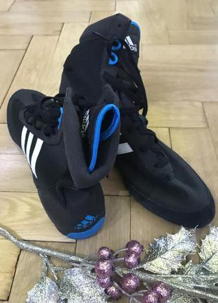 Чоловіче взуття для боксу adidas