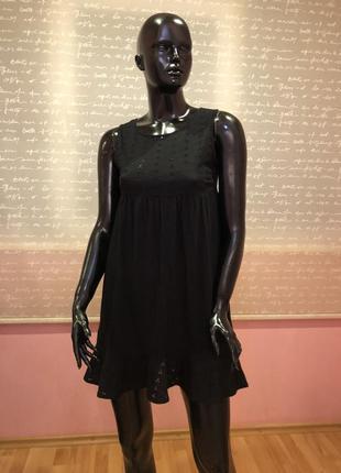 Хлопковое платье asos, размер м